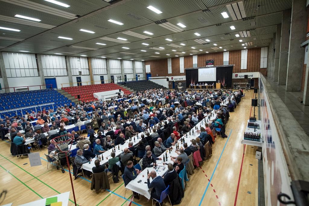 Generalforsamling i Skagen Bryghus 2018