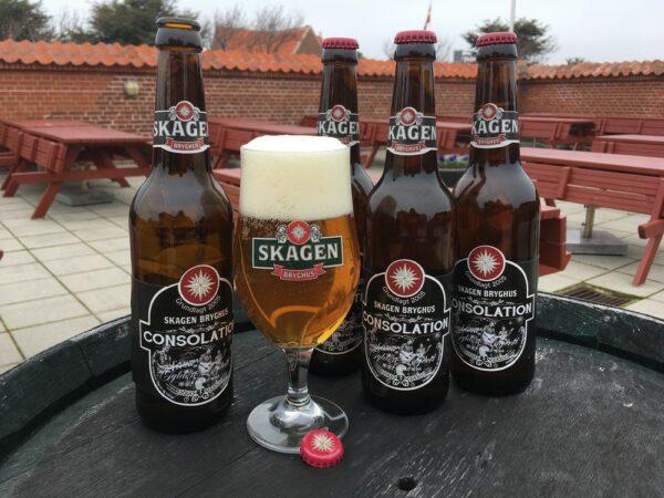 Rock-øl på Skagen Bryghus