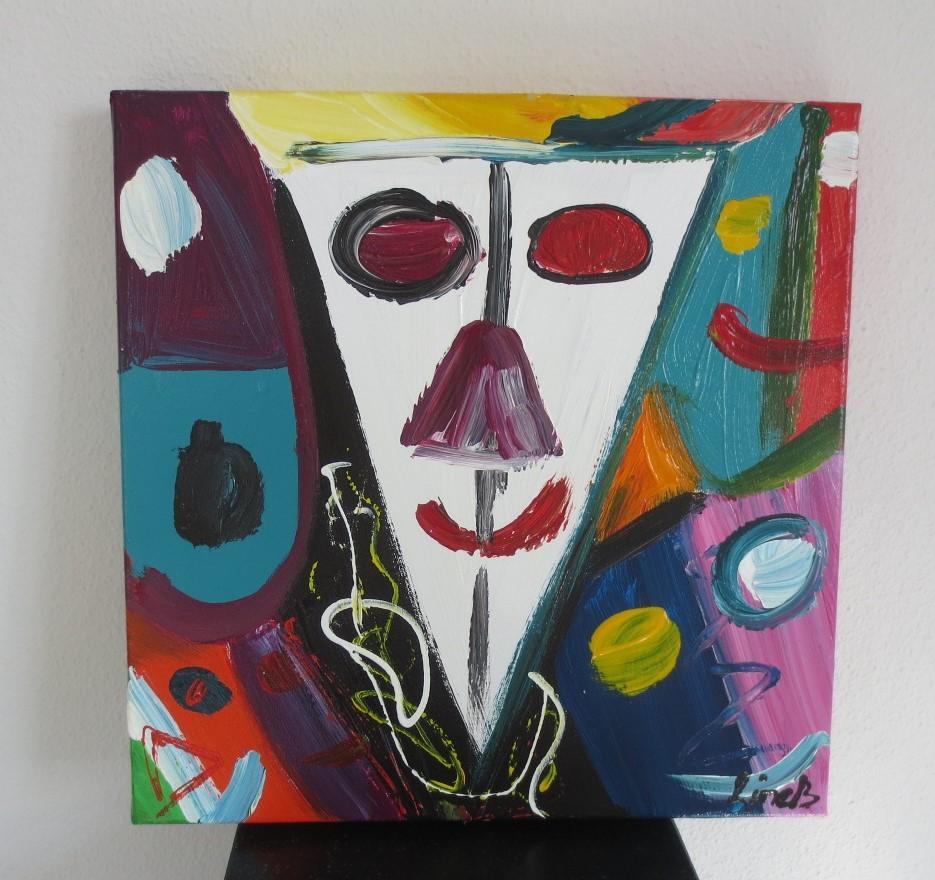Line B Mask