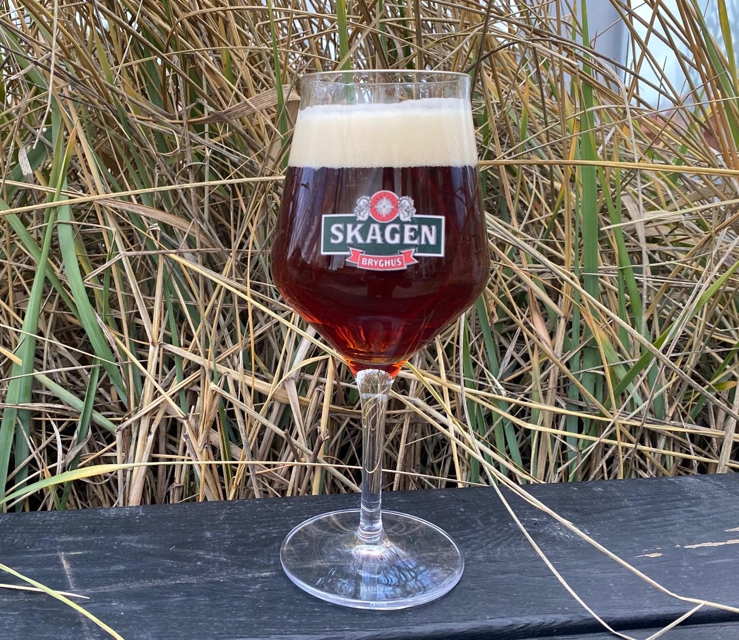 Skagen Bryghus glas 40 cl.