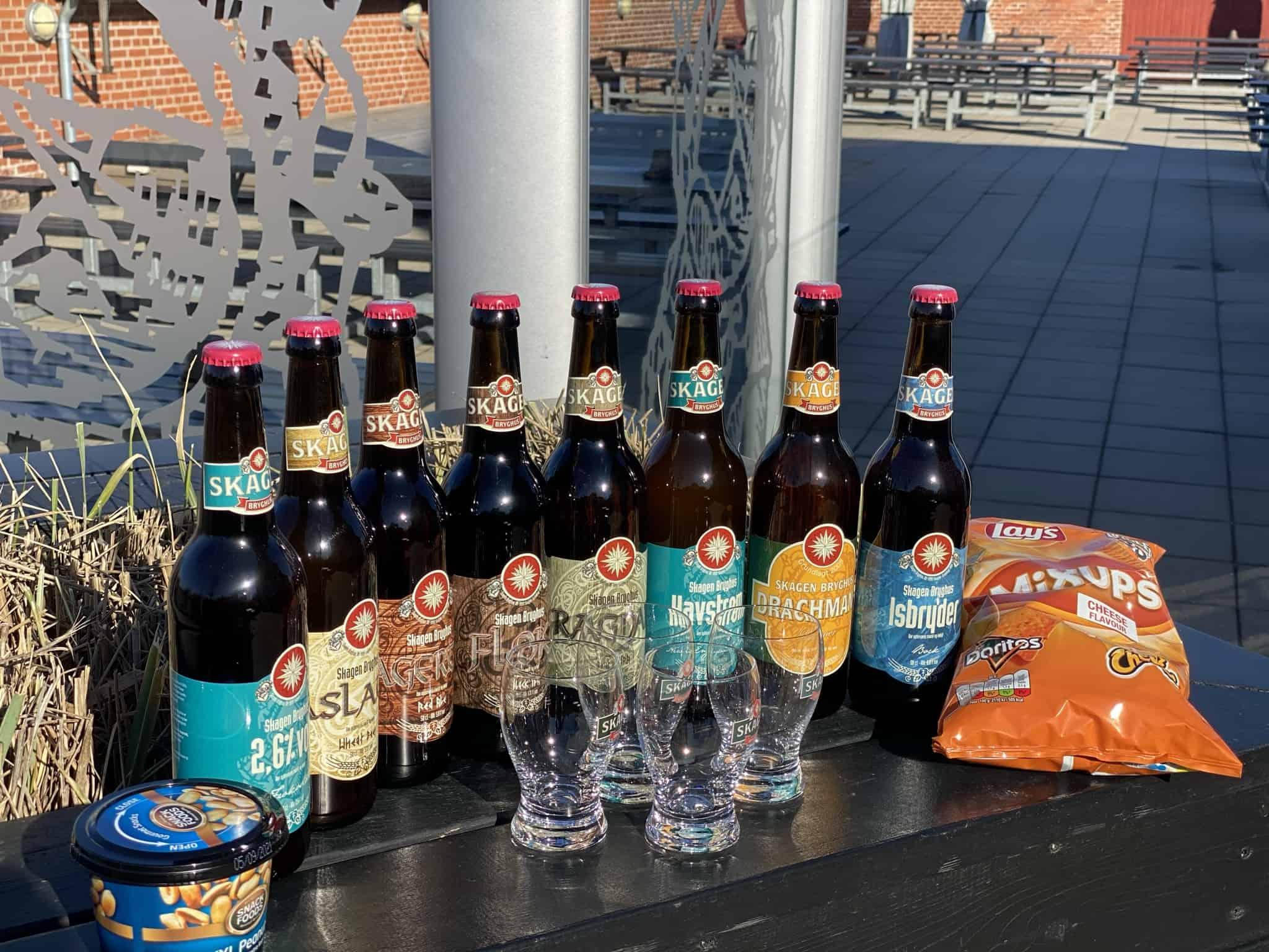 Beer Kings Ølsmagning