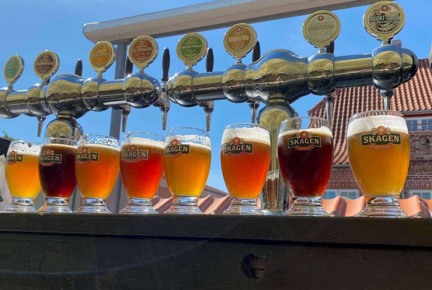 Øl og Mad 19. dec. 2020