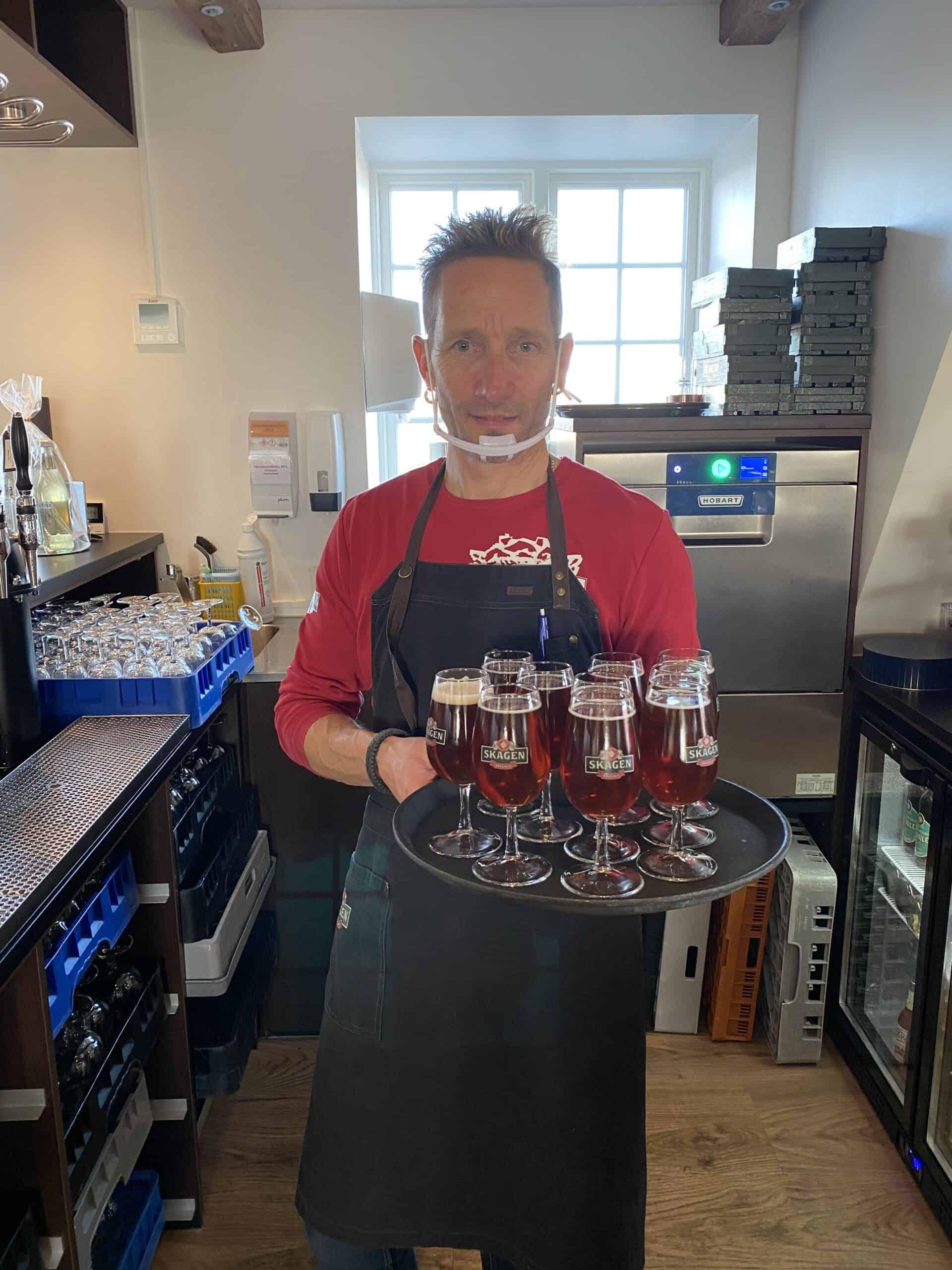 Øl og Mad 5.dec. 2020