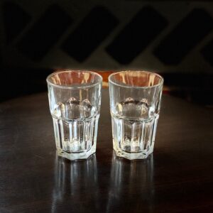 Kaffe glas (6 stk)