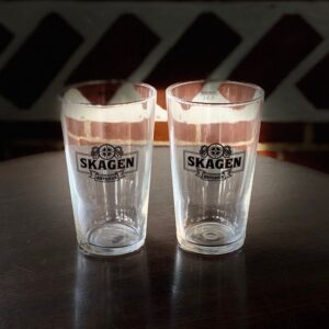 Skagen Bryghus Ale glas (6 stk)