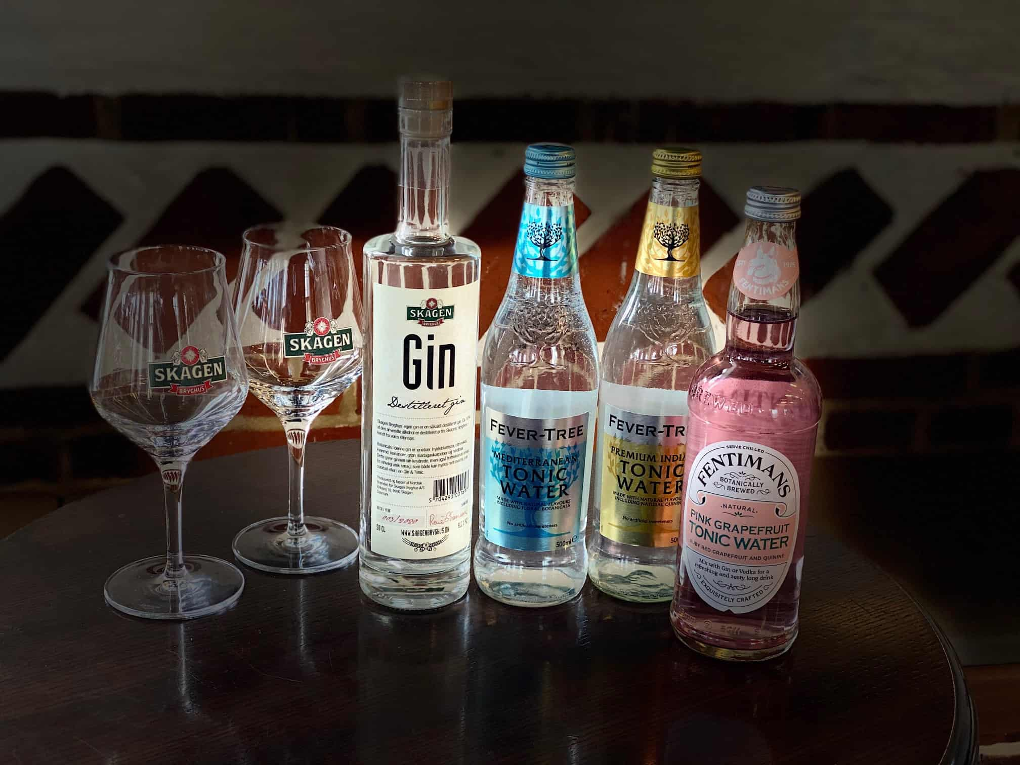 Gin & Tonic pakken