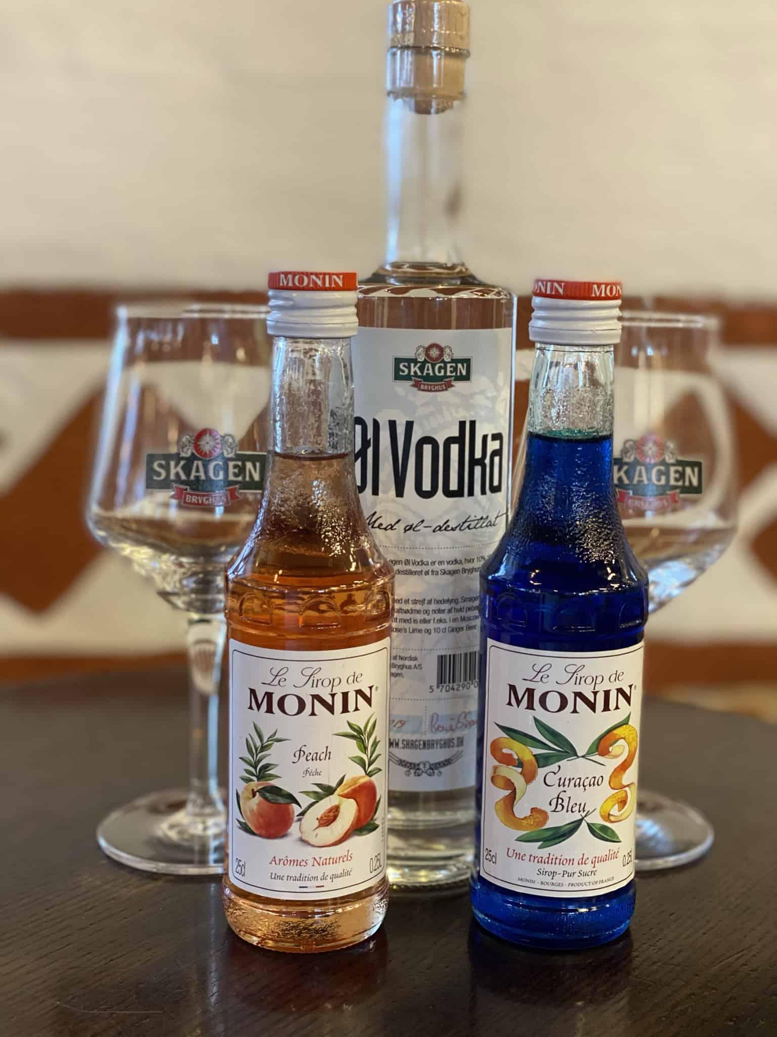 Vodka & Sirup 1