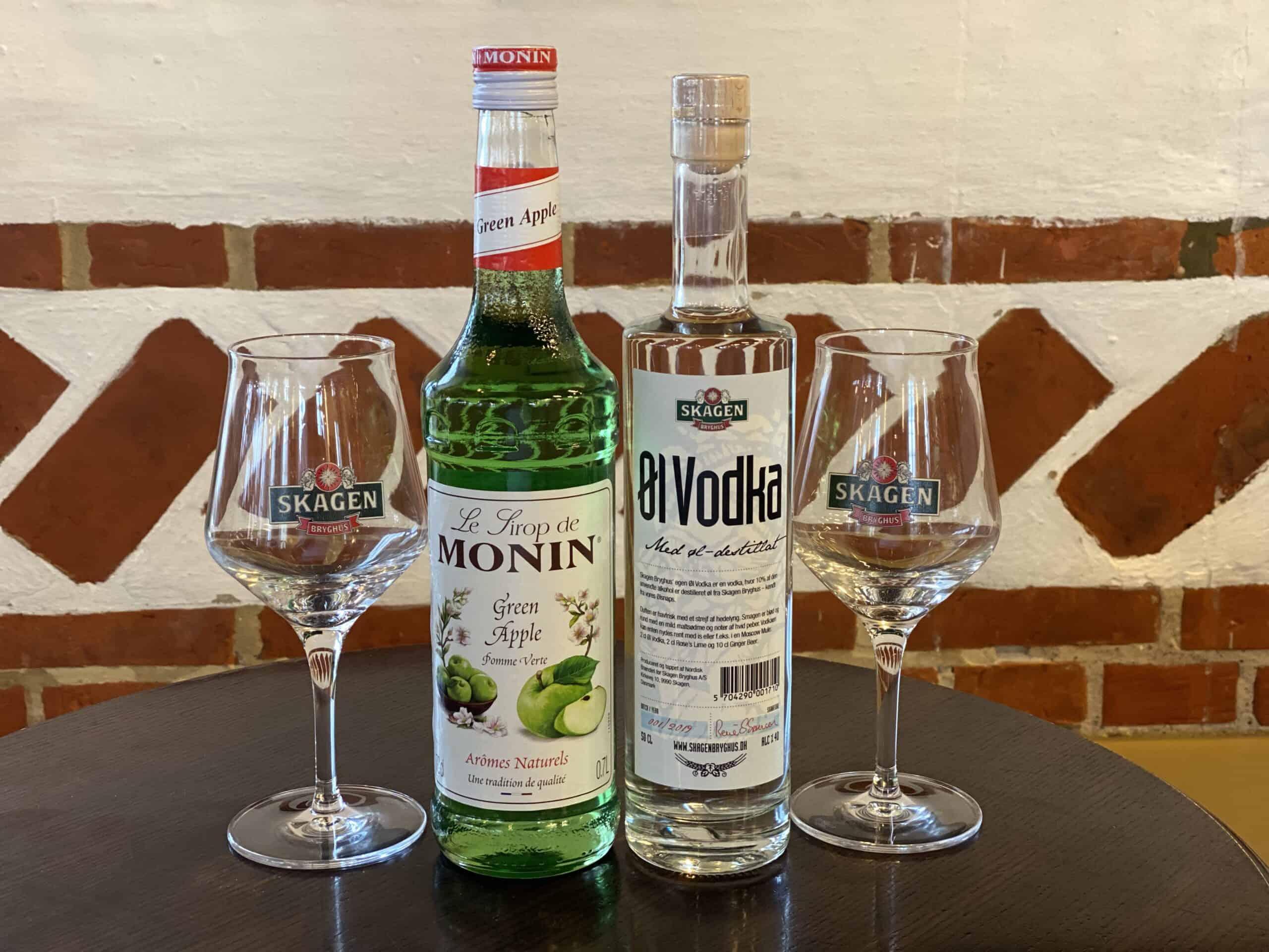 Vodka & Sirup 3