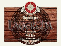 Lagertha Red Ale 50 cl. 15 stk.