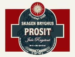 Prosit Julebryg 15 stk. a 50 cl.