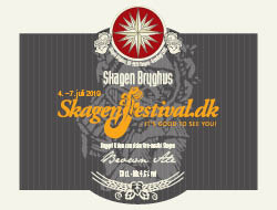 Skagen Festival Brown Ale 15 øl a. 50 cl.