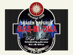 GAS-BI-DUA 15 øl a 50 cl.