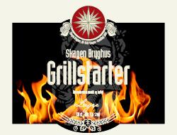 Grillstarter Lager 15 stk. a 50 cl.