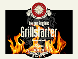 Grillstarter 15 stk. a 50 cl. (Aktionærtilbud)