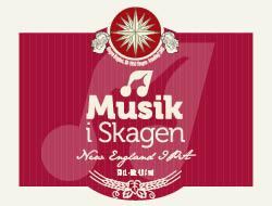 Musik i Skagen New England IPA 15 stk. a 50 cl.