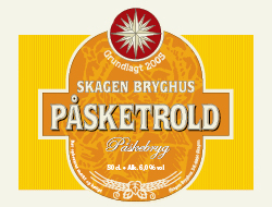 Påsketrold 15 øl a. 50 cl. (Aktionærtilbud)