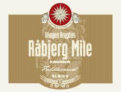 Råbjerg Mile 15 øl a. 50 cl. (Aktionærtilbud)