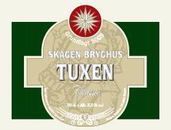 Tuxen Classic 15 øl a. 50 cl. (Aktionærtilbud)