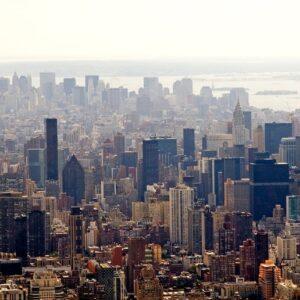 Urban City Fotoprint