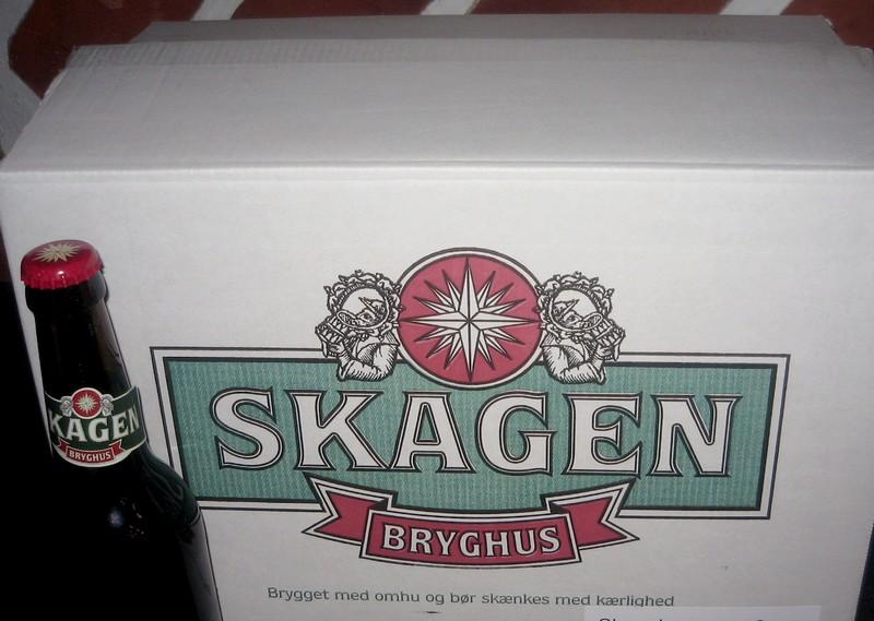 Påskekassen 15 øl a. 50 cl.