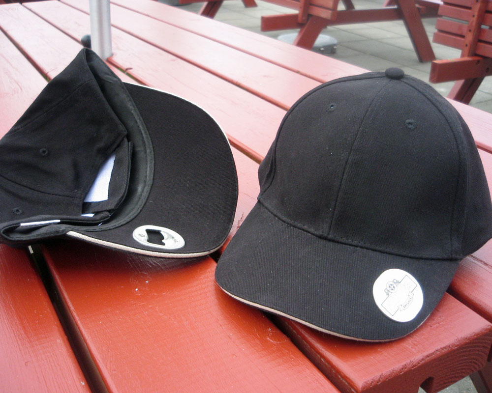 Skagen Bryghus Cap med oplukker