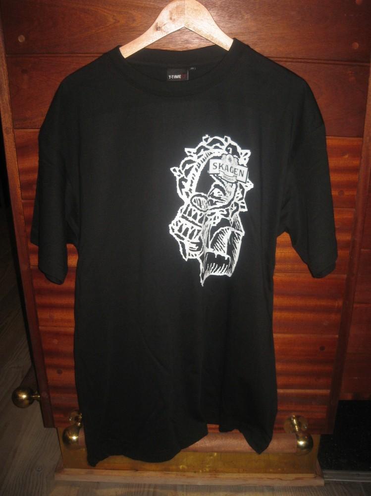 Skagen Bryghus logo T-shirt