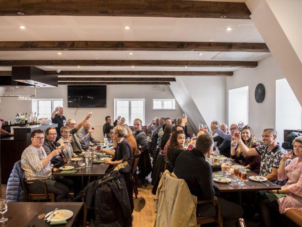 Øl og mad okt 2020 rundvisning